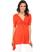 Karen Kane - Pencil Sleeve Knot Top