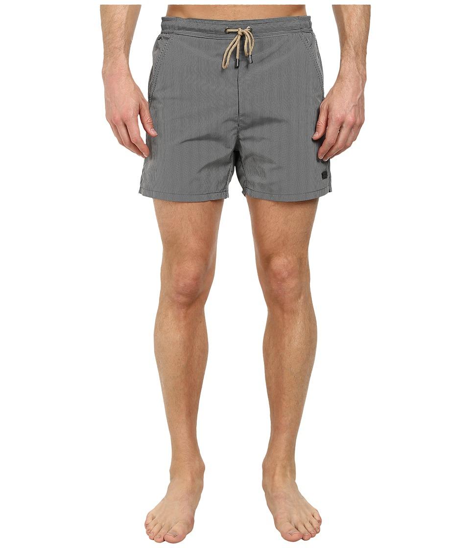 BOSS Hugo Boss Batfish 10182735 01 Charcoal Mens Swimwear