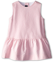 Oscar de la Renta Childrenswear - Seersucker Sao Paulo Dress (Toddler/Little Kids/Big Kids)