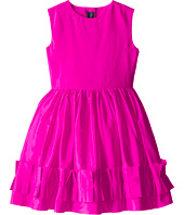 Oscar de la Renta Childrenswear - Taffeta Dress (Toddler/Little Kids/Big Kids)