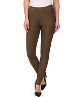 MICHAEL Michael Kors - Solid Pull On Leggings