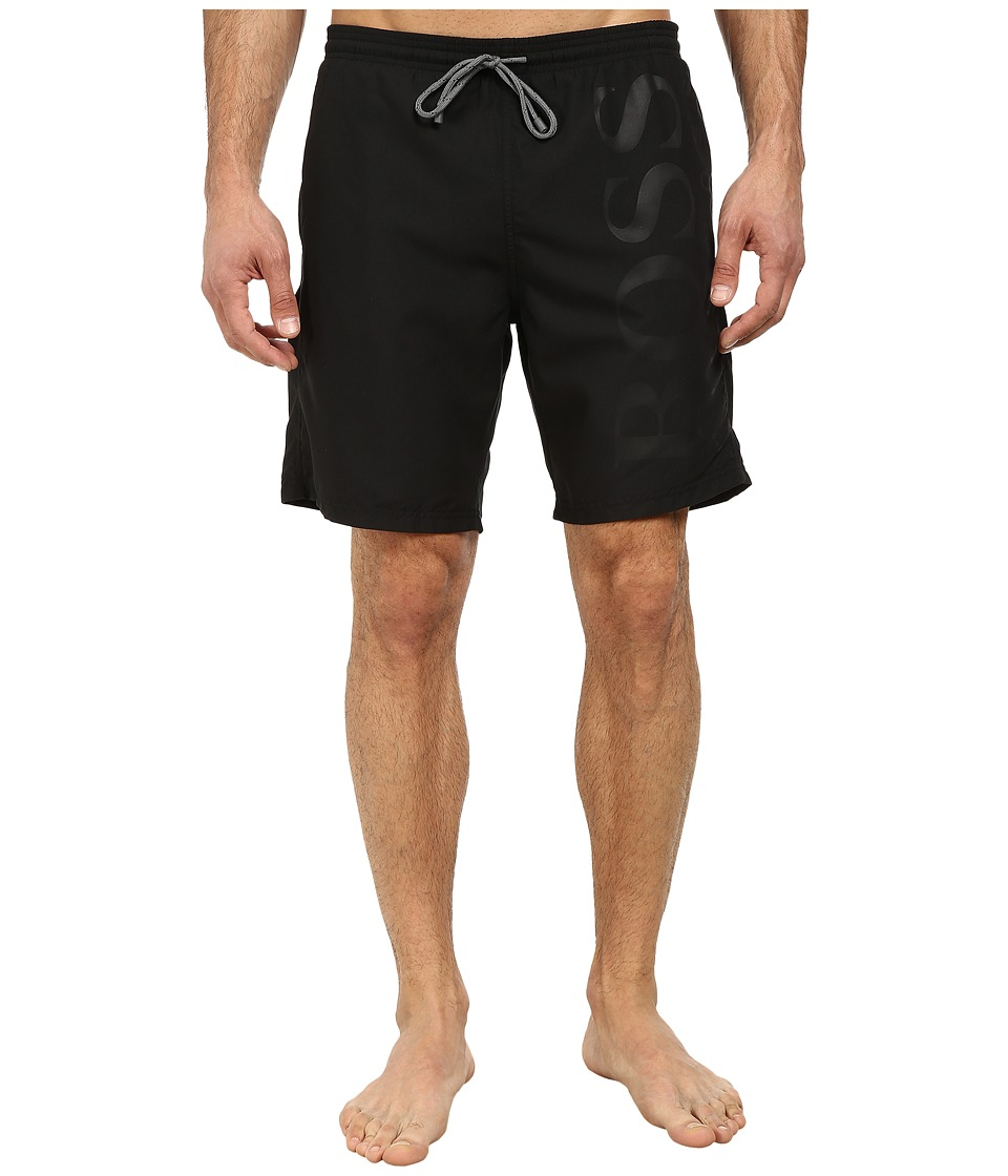 BOSS Hugo Boss - Orca 10135293 02 (Black) Mens Swimwear