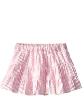 Oscar de la Renta Childrenswear - Seersucker Tiered Skirt (Toddler/Little Kids/Big Kids)