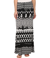 Karen Kane - Tribal Stripe Maxi Skirt