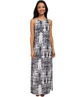 Karen Kane - Woven Tie-Dye Maxi Dress