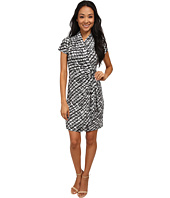 Karen Kane - Cascade Wrap Dress