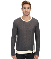 Joe's Jeans - Double Sweater Knit Ace Long Sleeve Crew