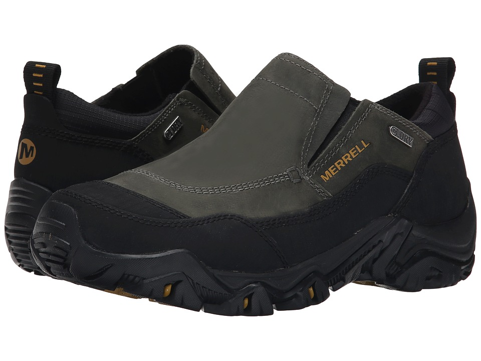 Merrell - Polarand Rove Moc Waterproof (Castle Rock) Men