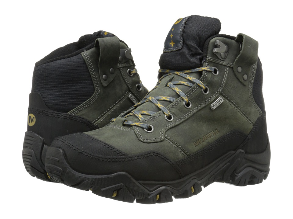 Merrell - Polarand Rove Waterproof (Castle Rock) Men