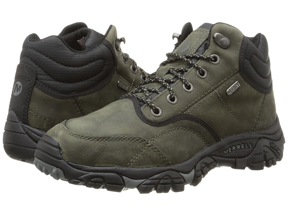 Merrell - Moab Rover Mid Waterproof (Castle Rock) Men