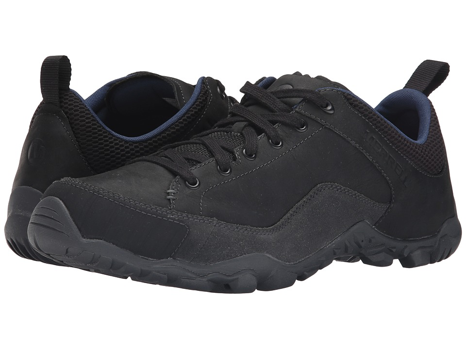 Merrell - Telluride Lace (Black) Men