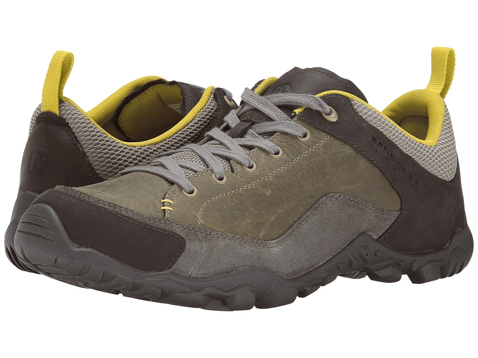 Merrell - Telluride Lace (Brindle) Men