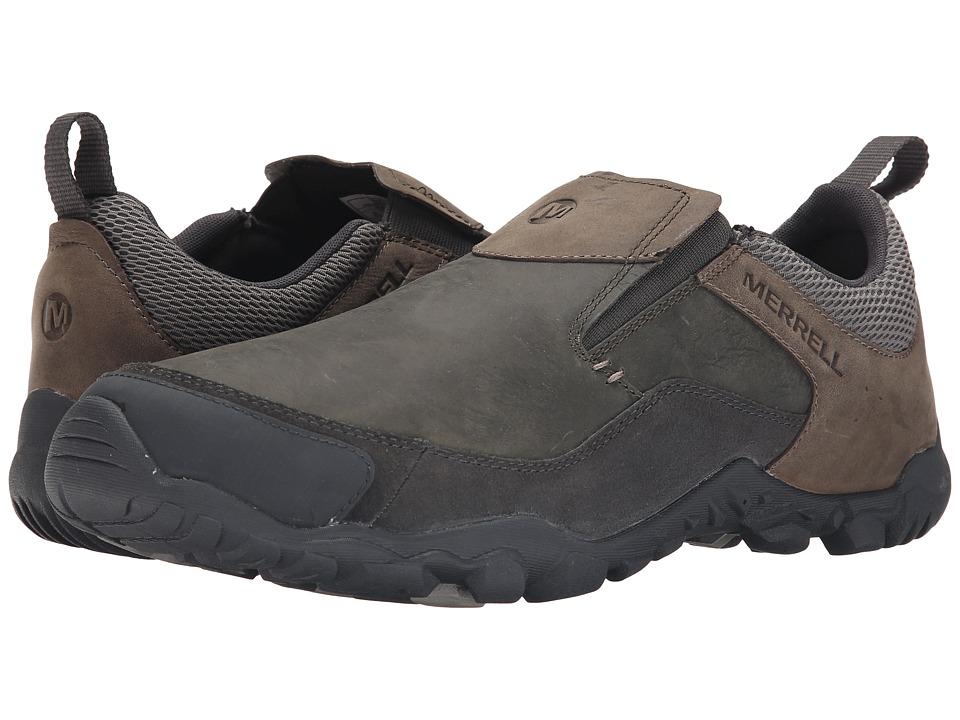 Merrell - Telluride Moc (Granite) Men