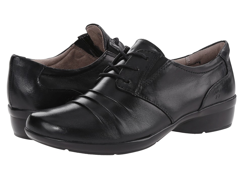 Naturalizer - Carly (Black Leather) Women