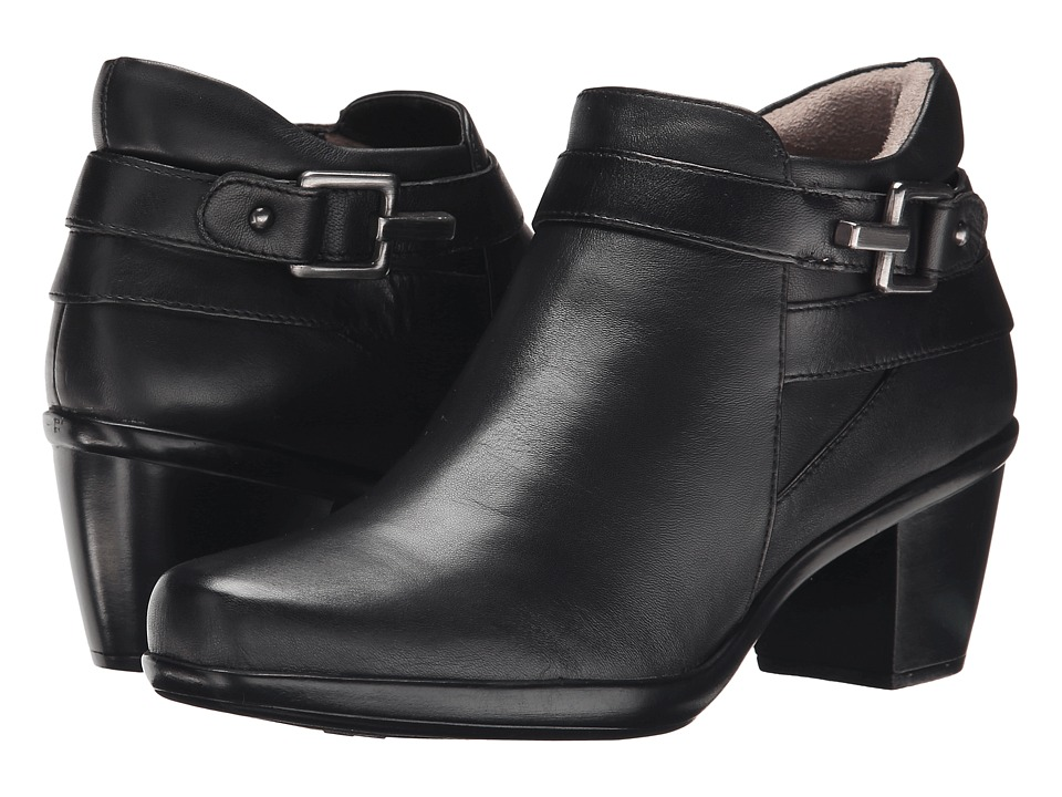 Naturalizer - Elenor (Black Leather) Women