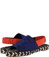 Proenza Schouler - Feather Flat Slingback Sandal