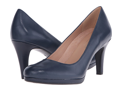 Naturalizer Michelle - Classic Navy Leather