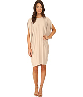 BCBGMAXAZRIA - Monet Asymmetrical Draped Dress