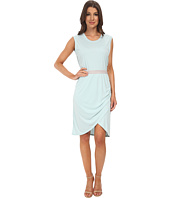 BCBGMAXAZRIA - Mikela Dress w/ Wrapped Shirred Skirt