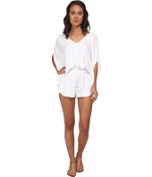 Seafolly - Bandwave Getaway Playsuit Cover-Up