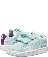 Puma Kids - Suede Material 1 V (Toddler/Little Kid/Big Kid)