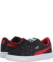 Puma Kids - Suede Material 2 (Little Kid/Big Kid)