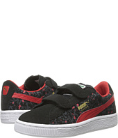 Puma Kids - Suede Material 2 V (Toddler/Little Kid/Big Kid)