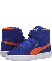 Puma Kids - Suede Classic Mid V (Toddler/Little Kid/Big Kid)