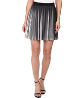 Sam Edelman - Black and White Pleated Skirt