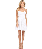Sam Edelman - Eyelet Dress w/ Side Cut Outs