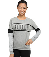 PUMA - Matt & Shine Crew Neck