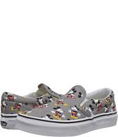 Vans Kids - Disney® Classic Slip-On™ (Little Kid/Big Kid)
