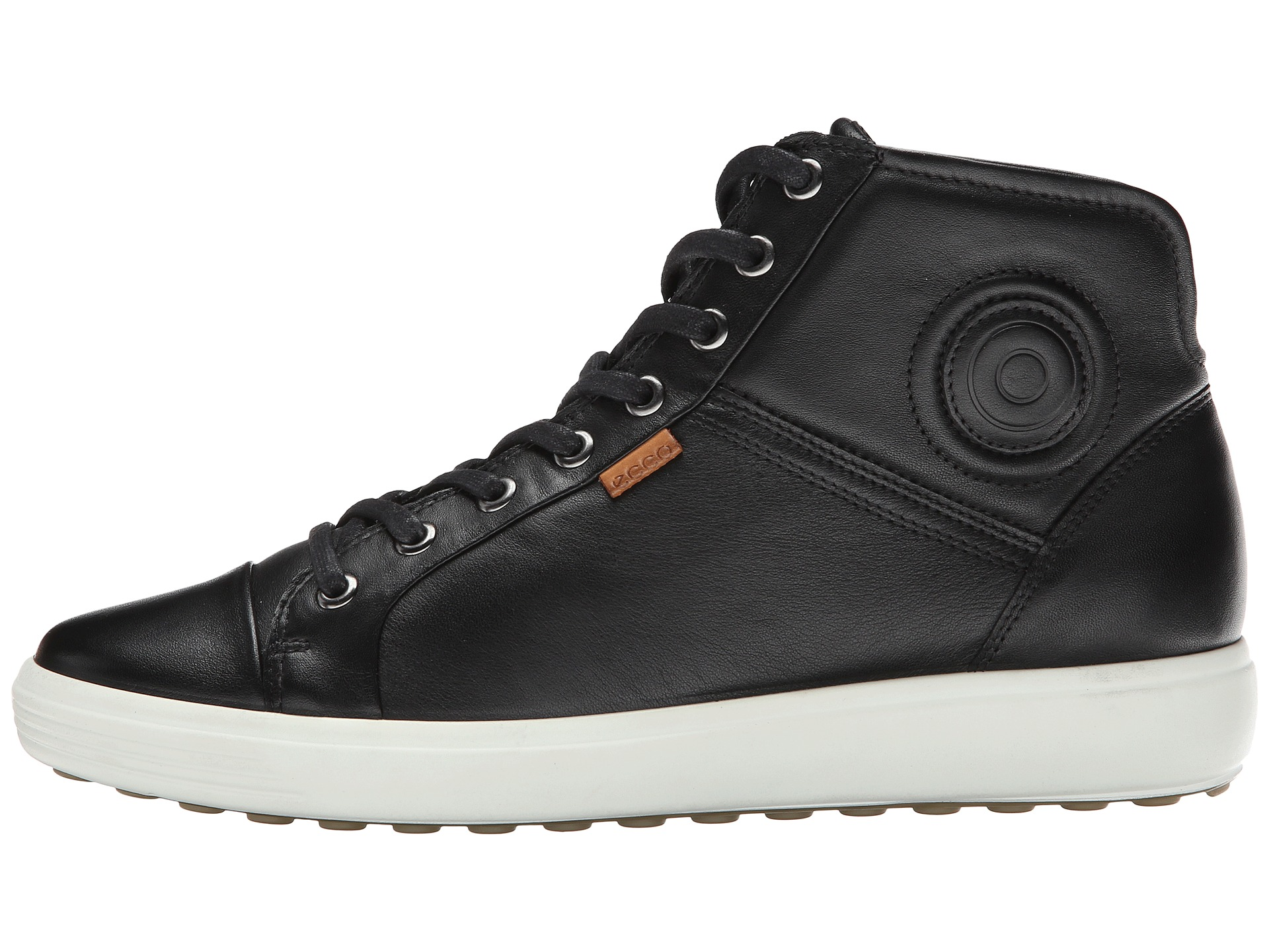 Ecco Soft Vii High Top Shoes