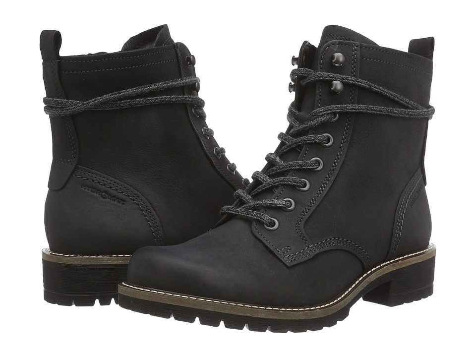 ECCO - Elaine Boot (Black) Women