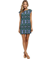 Sam Edelman - Shift Dress w/ Trimming