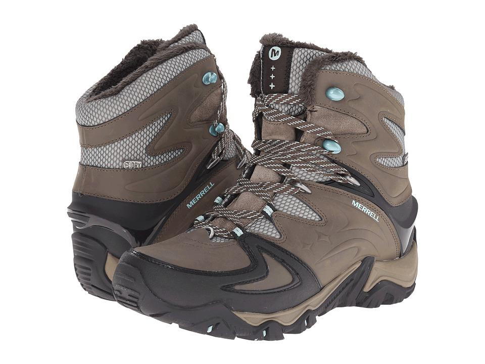 Merrell - Polarand 8 Waterproof (Boulder) Women
