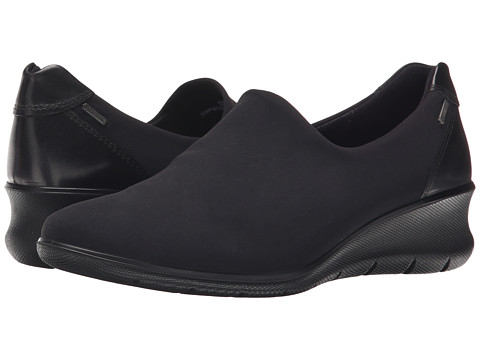 ECCO Babett 45 GORE-TEX® Slip-On - Black/Black