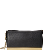 Just Cavalli - Small Viper & Tumbled Print Leather Bag with Gold Bar