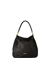 Just Cavalli - Hobo Cobra Print Leather