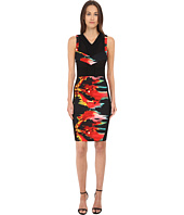 Just Cavalli - Sleeveless Knee Length Cocktail Dress