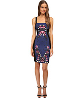 Just Cavalli - Sleeveless Dress Print Front Panel