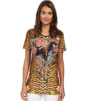 Just Cavalli - Printed T-Shirt