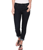 DKNY Jeans - Soho Skinny Rolled Crop in Stockholm Wash