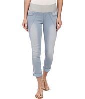 DKNY Jeans - Sculpted Leggings Rolled Crop in Toned Wash