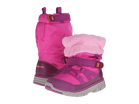 Stride Rite Made 2 Play Sneaker Boot (Toddler/Little Kid) - Pink
