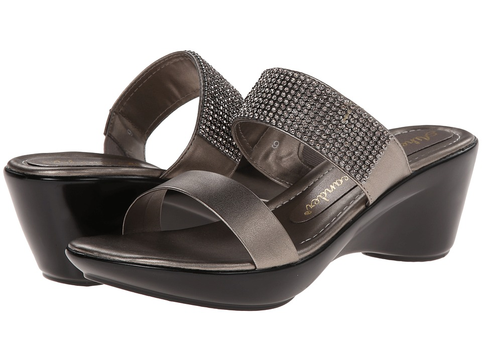 Athena Alexander Jazz Pewter Womens Shoes