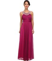 Alejandra Sky - Marcie Pearl Neckline Gown