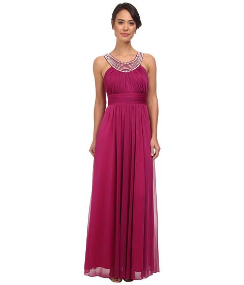 Alejandra Sky Marcie Pearl Neckline Gown