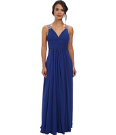 Alejandra Sky - Mayra Rhinestone Shoulder Gown