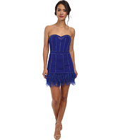 Alejandra Sky - Nicole Feather Strapless Dress